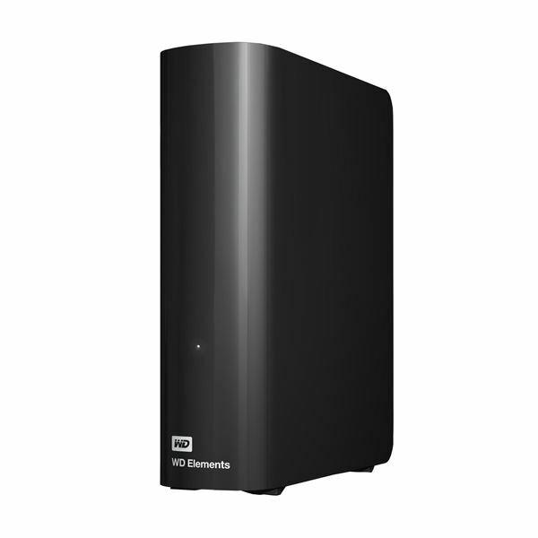 Zunanji disk WD Elements 3TB 9cm - USB 3.0