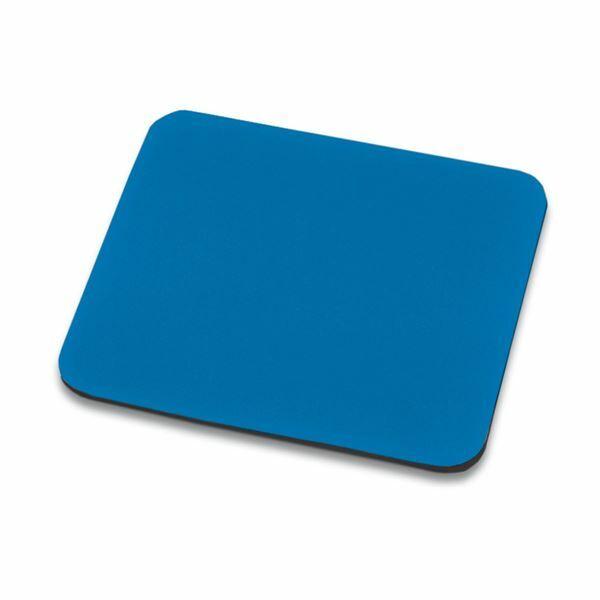 Podloga za miško tekstil Ednet modra