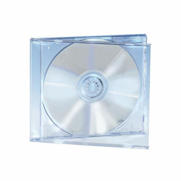 CD ohišje jewel Ednet