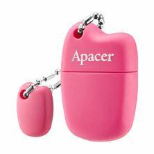 USB ključ 32GB AH118 APACER super mini, roza
