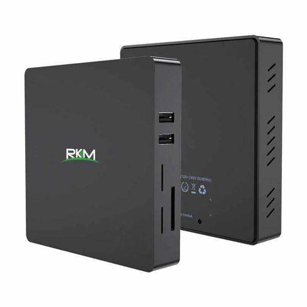 Rikomagic MK36T plus Quad Core 64GB Windows 10 MINI PC