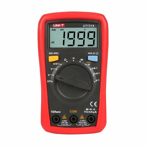 Multimeter digitalni UT131A