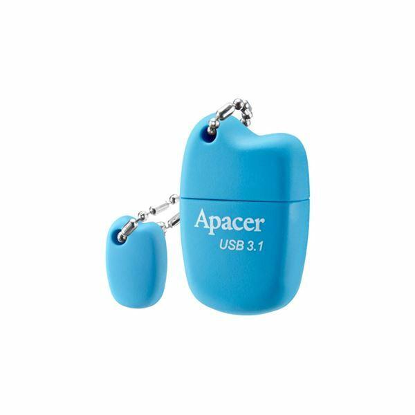 Picture of USB 3.1 ključ    32GB  AH159 APACER super mini, moder