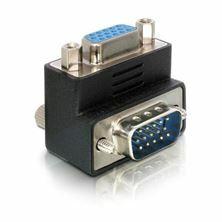 Adapter VGA - VGA kotni Delock 65171