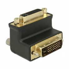 Adapter DVI kotni Delock 65866