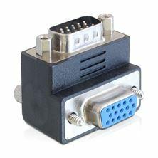 Adapter VGA - VGA kotni Delock 65289