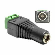 Konektor DC vtičnica za hitri priklop Delock 65421