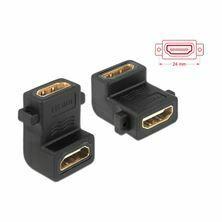 Adapter HDMI - HDMI kotni Delock 65510