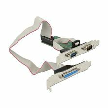 Kartica PCI Express Serijsko/Paralelna Delock 89556