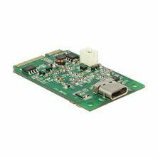 Kartica mini PCIe I/O PCIe 1xUSB Type-C™ 3.1 Gen 2 ženski Delock 95259
