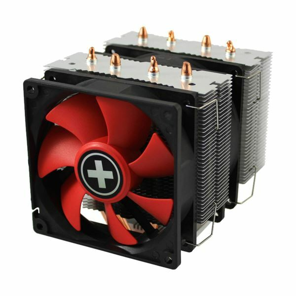 Ventilator-CPU AMD AM/FM + Intel LGA Performance C, Heatpipe XC044 Xilence