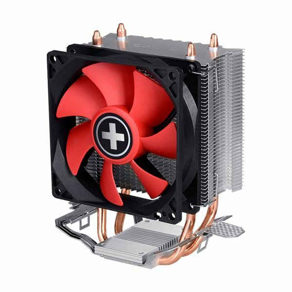 Ventilator-CPU AMD AM/FM Performance C, Heatpipe XC025 Xilence