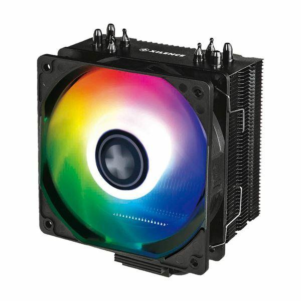 Ventilator-CPU AMD AM + Intel LGA Performance A+, Heatpipe XC055 Xilence