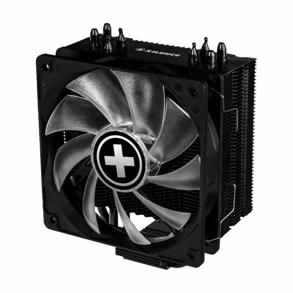 Ventilator-CPU AMD AM/FM + Intel LGA Performance A+, Heatpipe XC054 Xilence