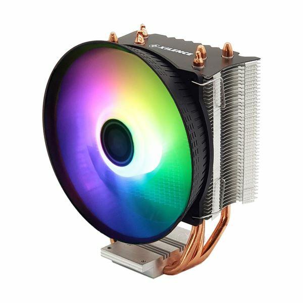 Ventilator-CPU AMD AM/FM + Intel LGA Performance C, Heatpipe XC129 Xilence