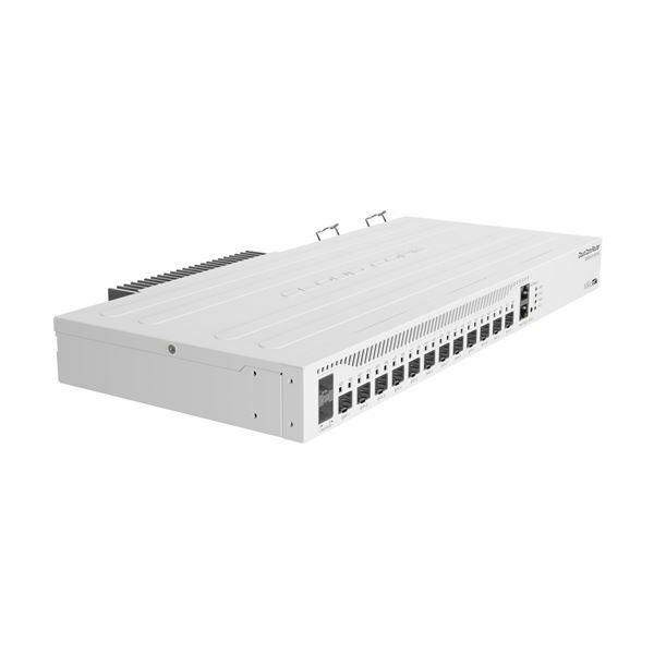 Usmerjevalnik 12xSFP+ 2x SFP28 48cm CCR2004-1G-12S+2XS Mikrotik