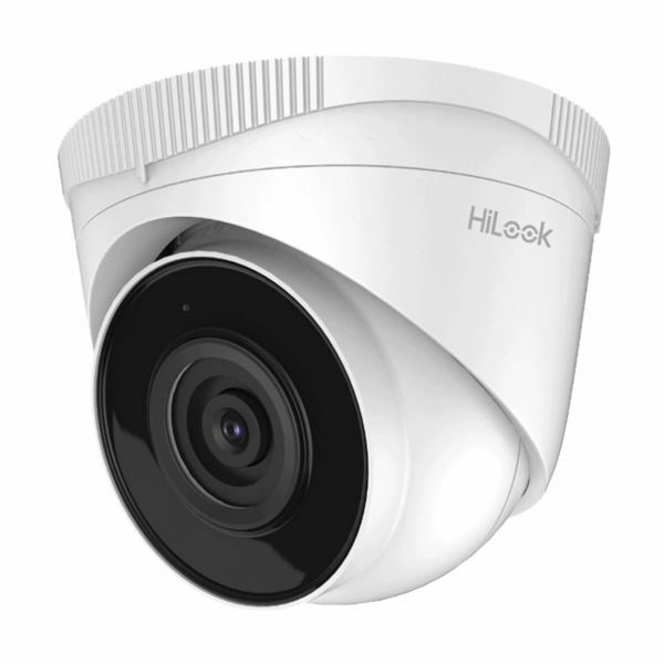 IP Kamera-HiLook 2.0MP zunanja POE Mikrofon IPC-T220H-U 2.8mm za video nadzor