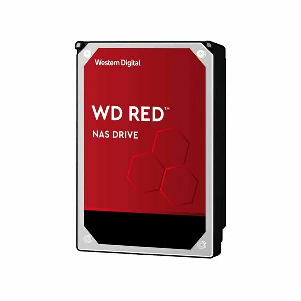 Trdi disk 9cm 4TB WD RED Intellipower WD40EFAX
