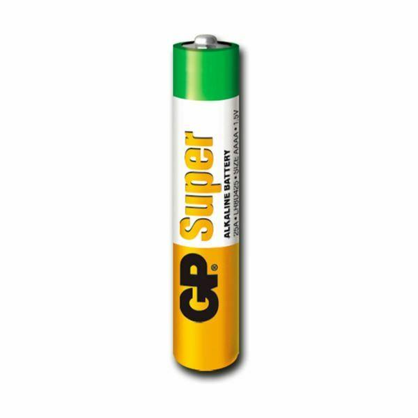 Alkalna baterija AAAA ULTRA GP 25A