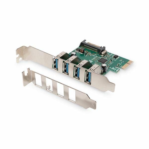 Kartica PCI Express USB-A DS-30221 Digitus