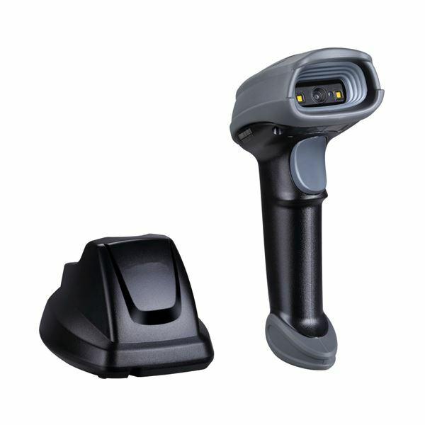 Čitalec za Barcode USB LASER TS-160 brezžični črn Themis