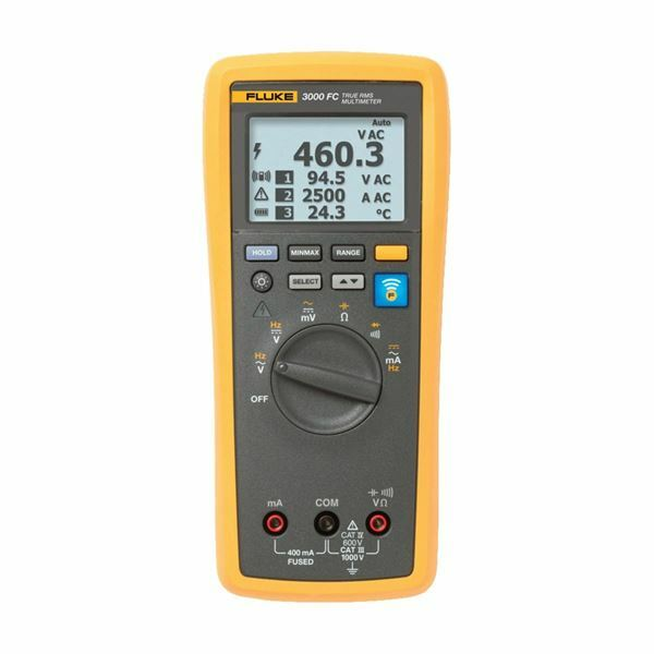 Multimeter digitalni FLUKE 3000 FC True