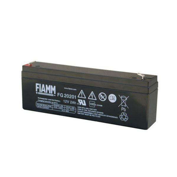 Akumulator FIAMM 12V/ 2 Ah FG20201