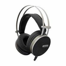 Slušalke + mikrofon WHITE SHARK GH-2043 FALCON srebrno/črne