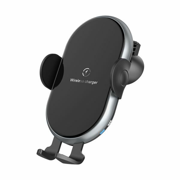 Nosilec za telefon s QI brezžičnim polnjenjem C366-2 10W Rikomagic
