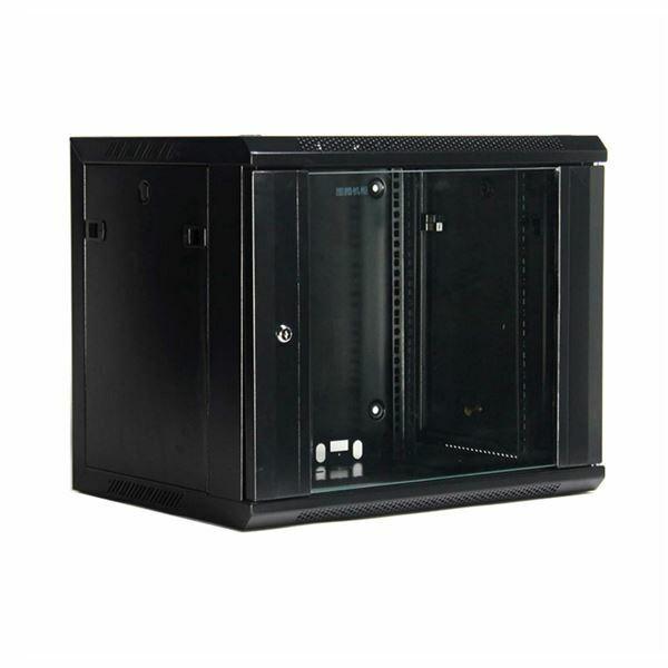 Kabinet zidni 9U 501 600X600 TOTEN črn