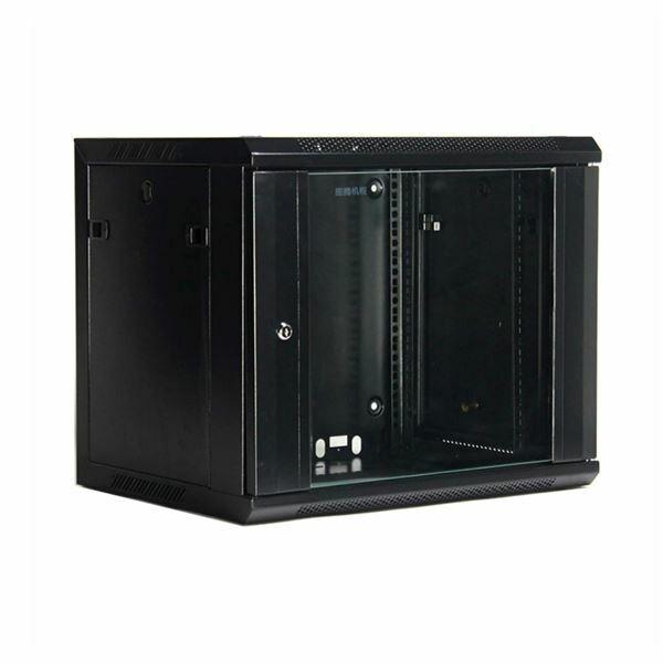 Kabinet zidni 12U 635 600X600 TOTEN črn