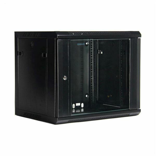 Kabinet zidni 15U 769 600X600 TOTEN črn