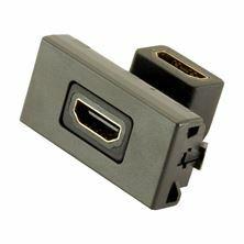 HDMI modul črn Simon Connect
