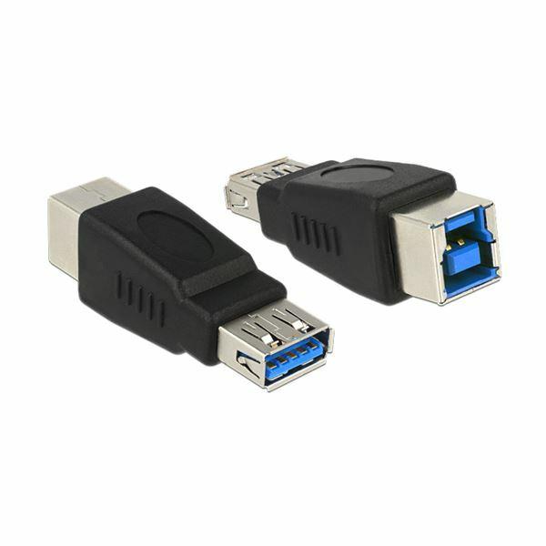 Adapter 3.0 USB-A Ž - USB-B Ž Delock 65181