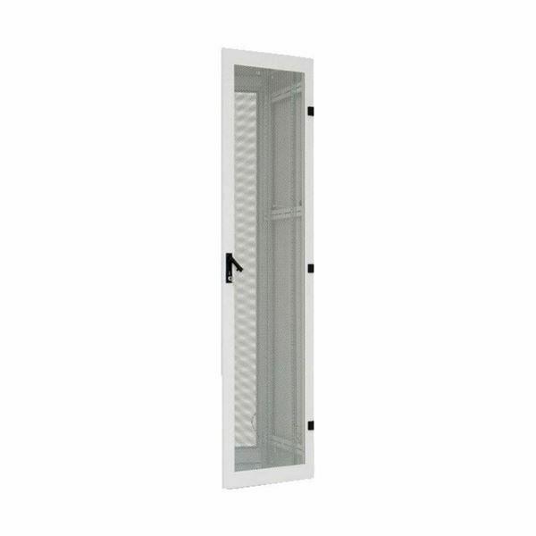 Vrata perforirana 27U, širina 800mm za kabinet Triton