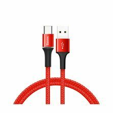 Kabel USB A-C 2m 2A halo rdeč Baseus CATGH-C09