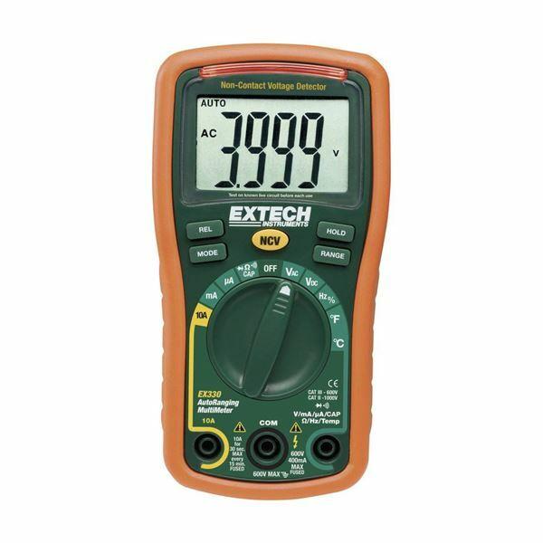Multimeter digitalni EX 330 Extech