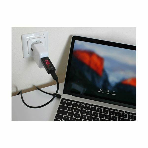 Tester za USB tip-C napajanje Delock 65688