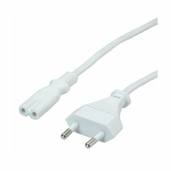 Napajalni kabel 220V 1,8m C7 BIPOLAR bel Value