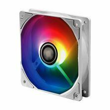 Ventilator 12x12x2,5cm 12v 4p Xilence bel PWM ARGB
