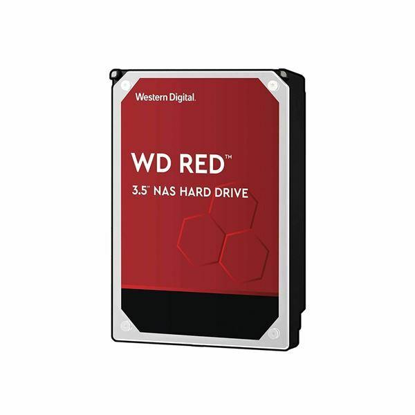 Trdi disk 9cm 8TB WD RED Intellipower 64MB, WD80EFAX