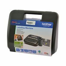 BROTHER tiskalnik nalepk PT D210VP s kovčkom