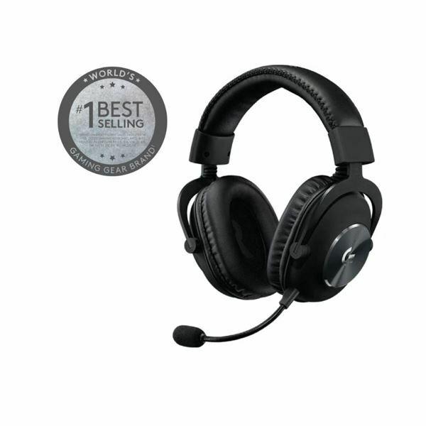 Logitech slušalke z mikrofonom G PRO X, 981-000818