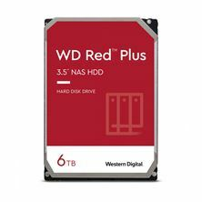 Trdi disk 9cm 6TB WD RED PLUS CMR 128MB, WD60EFZX