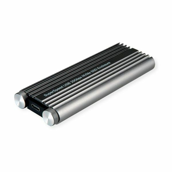 Ohišje SSD USB 3.2 Gen 2x2 TIP C M.2 NVMe PCIe Roline 16.01.4147
