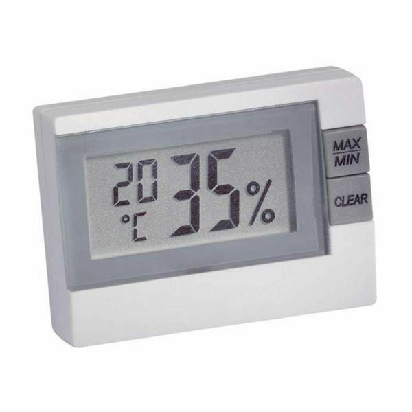 Termometer in senzor vlažnosti mini TFA 30.5005