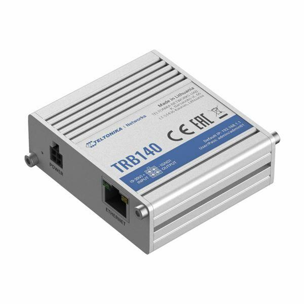 Usmerjevalnik 1xRJ45 10/100/1000 LTE TRB140 Teltonika
