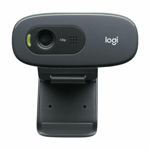 Logitech USB spletna kamera C270 HD