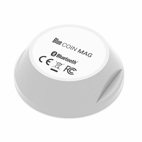 Pametni senzor IoT MQTT BLE beacon 200m magnetni BLUE COIN MAG Teltonika