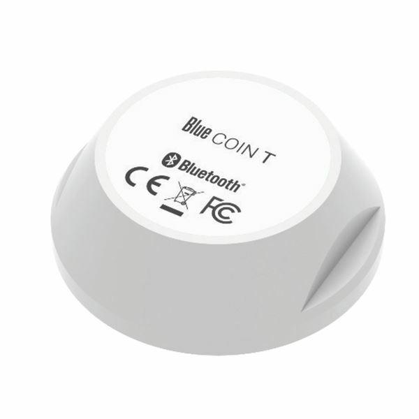 Pametni senzor IoT MQTT BLE beacon 200m temperaturni BLUE COIN T Teltonika